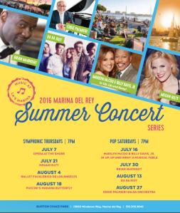 MdR Summer Concerts 2016
