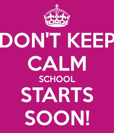 School Is Starting In 90045